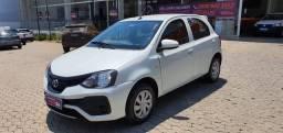 Toyota Etios X 1.3 (Flex) 2020