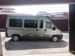 Ducato Minibus Teto Alto 2.3 Diesel