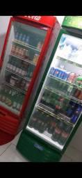 Frezzer de bebidas horizontal
