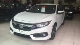 Honda Civic EXL 19/19 - Branco Pérola