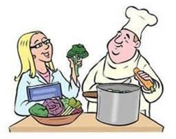 Ajudante de Cozinha com prática para Casa de Repouso
