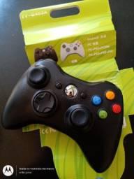 Controle Xbox 360 e PC sem fio Wi-Fi