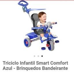 Triciclo infantil (fotos não originais)
