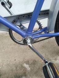Bicicleta antiga monark m toda original
