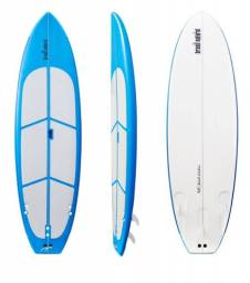 Stand up paddle (material rígido) 2 dias de uso