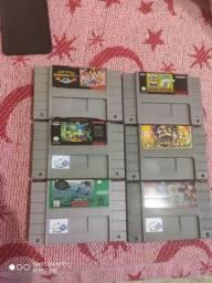 Jogos de super Nintendo paralelos