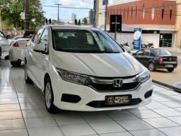 Honda city 2019 única dona impecável
