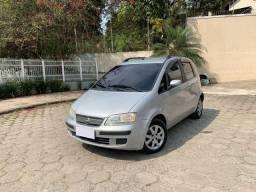 Fiat Idea ELX 1.4 8v 2007 + GNV