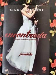 Livro encontrada Carina Rissi