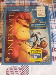 vendo blu-ray DVD e poste também do rei Leão