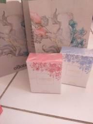 Perfumes o Boticário em promoção