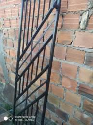 Portão seminovo
