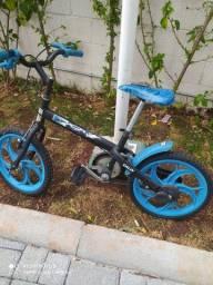 Bicicleta infantil Caloi para Crianças
