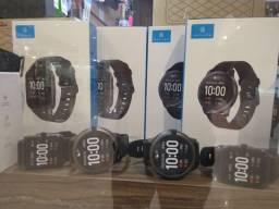 Relógio haylou solar ls02 e Ls05 garantia loja shopping