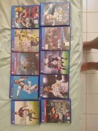 Jogos de PS4 /vendo ou troco       leia a descrição para saber os preços