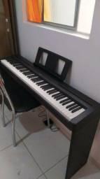 Piano Digital Yamaha P-45 com Estante L85