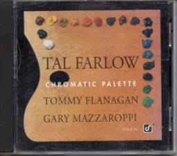 Cd (importado) - Jazz - Tal Farlow - Chromatic Pallette