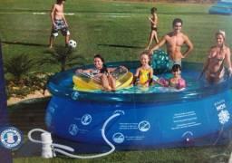 Vendo piscina MOR 7.800 litros