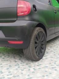Troca roda da Audi por outras 15 5/100