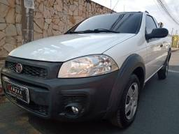 Fiat Strada Working 1.4 Flex 2017/18 Completão