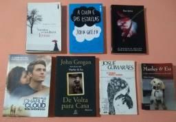 Coleção De Livros Variados