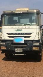 Iveco Trakker 480 6x4 Caminhão Traçado Iveco Trakker Cavalinhao