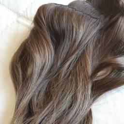 Mega Hair Castanho Claro