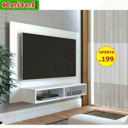 Painel P/ Tv Flash Branco