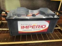 Título do anúncio: Baterias imperio 150 ah