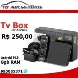 Tv Box MXq 4k 8GB Ram Entregamos