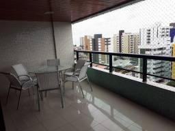 Apartamento em Tambaú, 4suítes, 276m2-Excelente localização