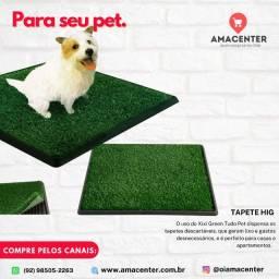 Tapete higiênico xixi para PET
