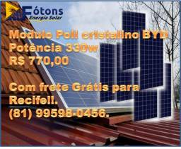 Modulo fotovoltaico BYD 330w / Painel Solar
