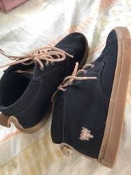 Sapato Cavalera em perfeito estado
