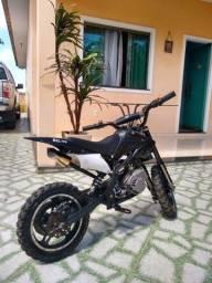 Mini moto semi nova