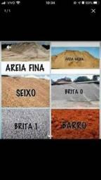 DESCONTO areia,barro,seixo,brita