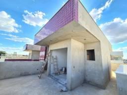 Cobertura em obras - BH - B. Santa Branca - 2 qts - 2 Vagas - Elevador