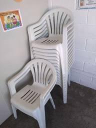 16 cadeiras para igrejas e eventos
