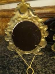 Antigo par porta retratos bronze jpgyn