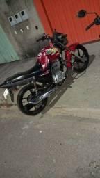 Moto Fan 125  ano 2015