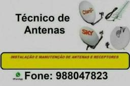 Técnico de Antena