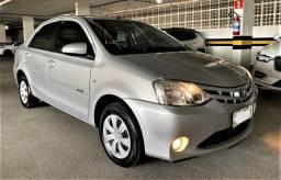 Etios Toyota 1.5 Único Dono