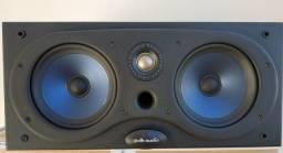 Caixa Central  Polk Audio ( CS400i) Monstruosa!