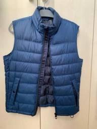 Colete Zara Azul