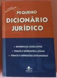Pequeno Dicionário Jurídico