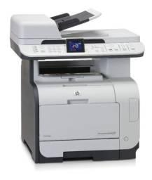 Super impressora laser colorida funcionado 100% CM 2320 MFP
