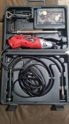 Micro Retífica 170W Power Tools FMR-01 com Maleta Mondial<br><br>