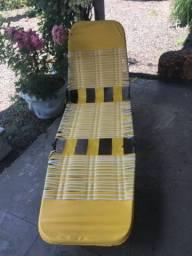 Cadeira de praia de 1980