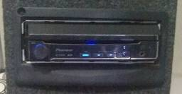 Rádio para automóvel Pioneer