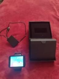Relógio SmartWatch DM101 com 3GB RAM e 32 ROM